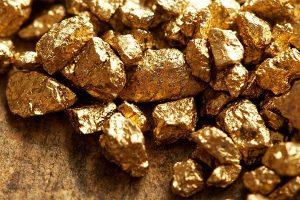 Влияние золота на воду